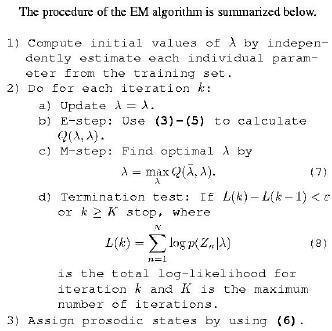 Write an algorithm using pseudo-code?
