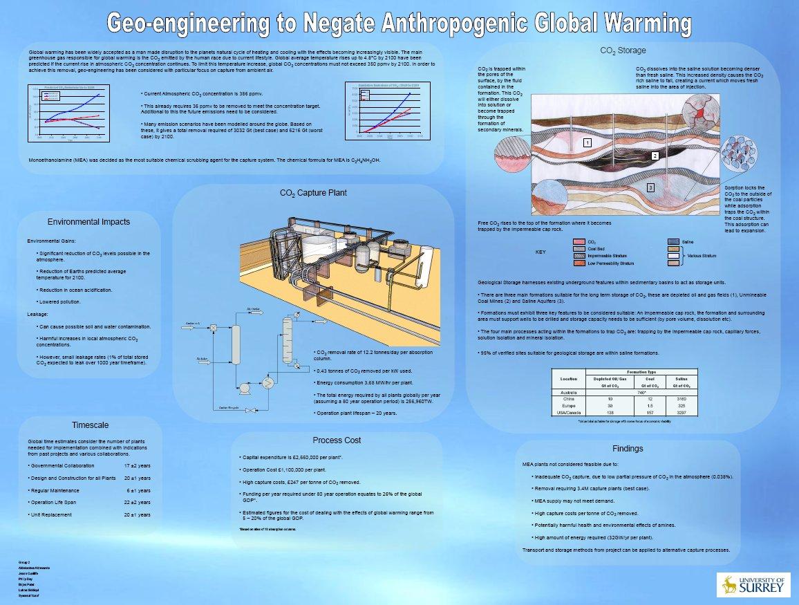 geoengineering projects